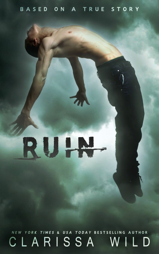 Ruin Ebook Cover