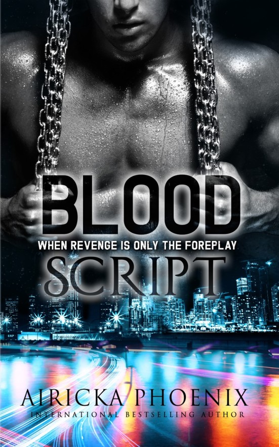 Blood Script Cover